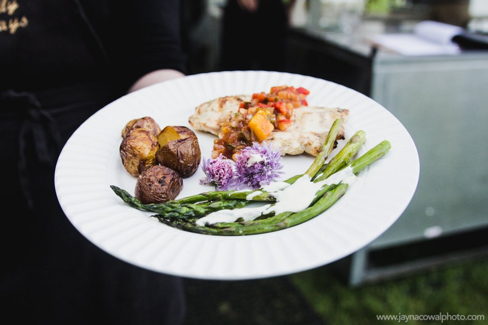 farm to table meal