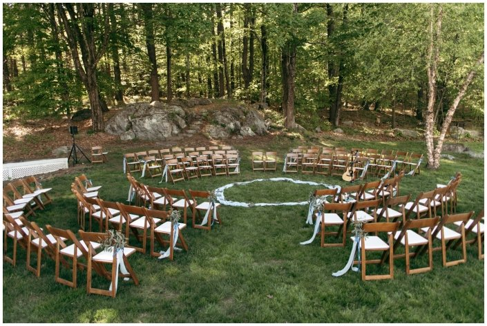 Ceremony Chair Circle